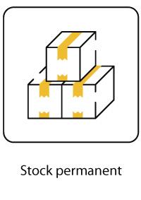 Tous supports en stock